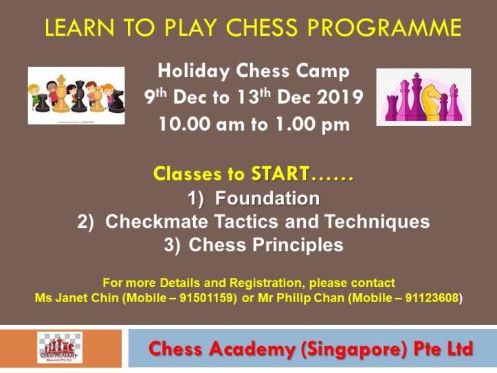 Classe 9 to 13 Dec 2019